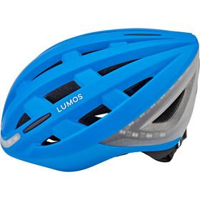 Lumos Kickstart Casco, blu